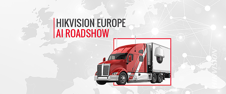 Hikvision Europe Announces AI Road Show | Hikvision US | The world's