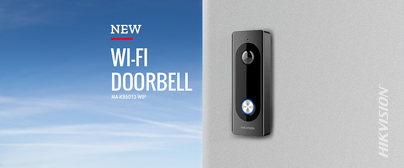 Hikvision Launches New Video Doorbell Camera | Hikvision US | The